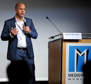 Sascha Borowski Medientage München